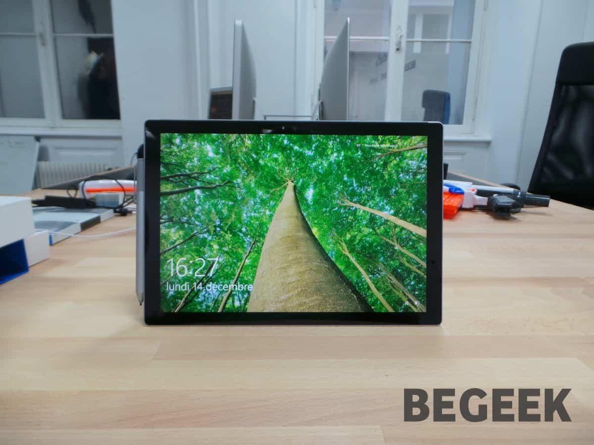 surface pro 4 la tablette haut de gamme de microsoft en. Black Bedroom Furniture Sets. Home Design Ideas