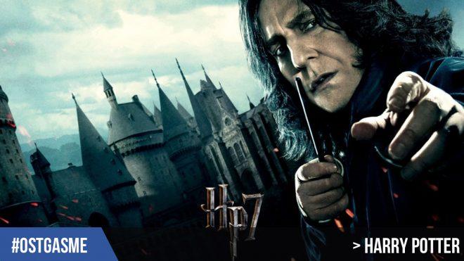 #OSTgasme Harry Potter