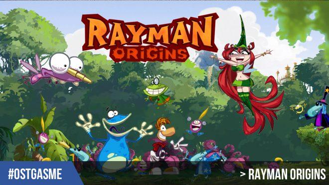 #OSTgasme Rayman Origins