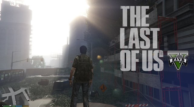 GTA 5 version The Last Of Us