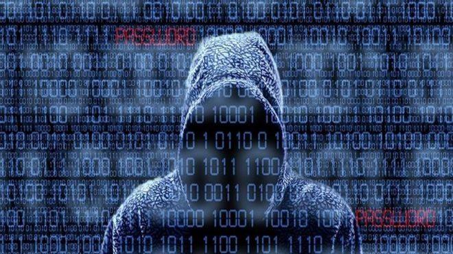 Piratage informatique - image tirée d'une vidéo YouTube
