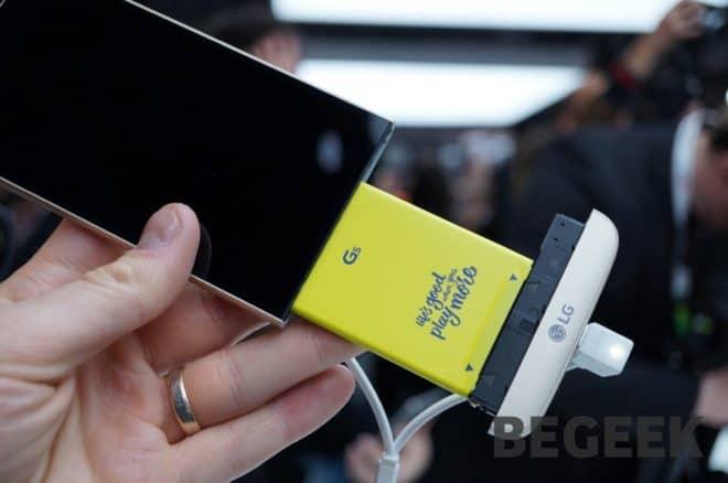 A en croire le site coréen «ET News», le G6 ne sera pas le digne successeur du G5, le premier smartphone modulaire du géant LG. La firme sud-coréenne ne souhaiterait pas renouveler l'expérience de la modularité après l'échec commercial que le groupe a connu avec le LG G5. Avec le G6, LG abandonnerait la modularité […]