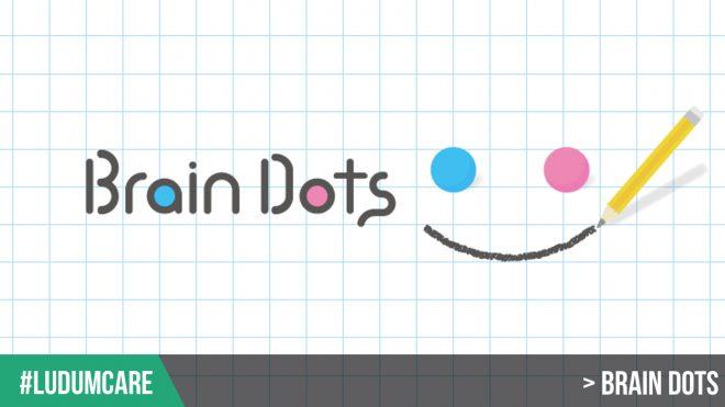 #LudumCare Brain Dots