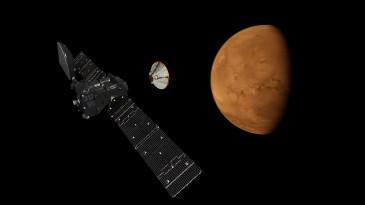 Opportunity est mal en point. En cause, une énorme tempête de sable, qui recouvre peu à peu la planète rouge, à tel point qu'un quart de celle-ci est déjà recouverte, et que dans quelque jours ce sera Mars dans son intégralité qui sera absorbée par cette tempête de sable, qui obscurcit tout sur son passage. […]
