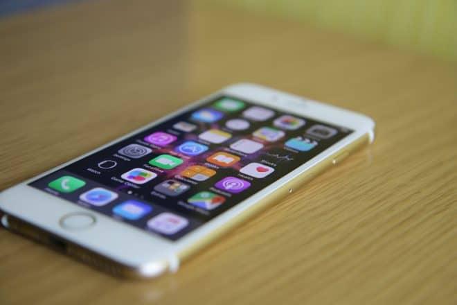 Un iPhone 6s