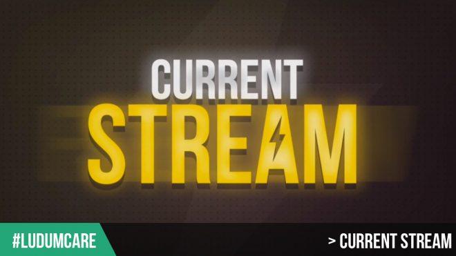 #LudumCare Current Stream