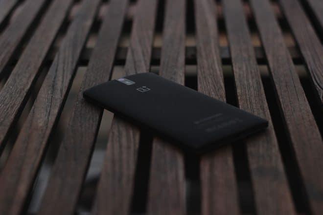 Un smartphone OnePlus