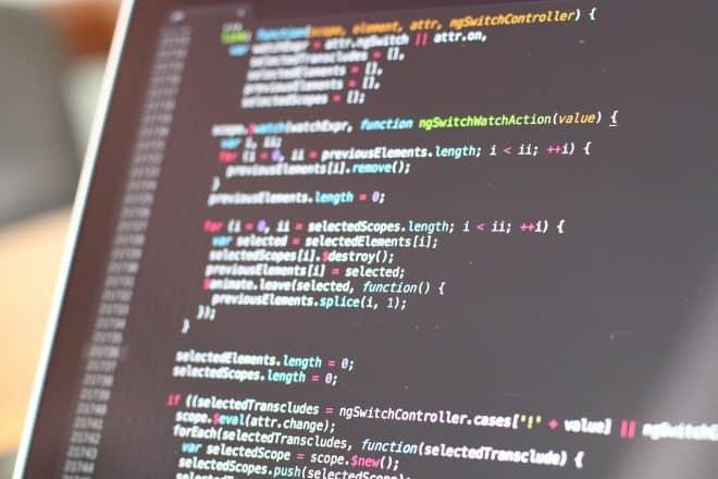 Programmation de logiciel