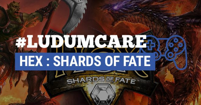 #LudumCare Hex Shards of Fate