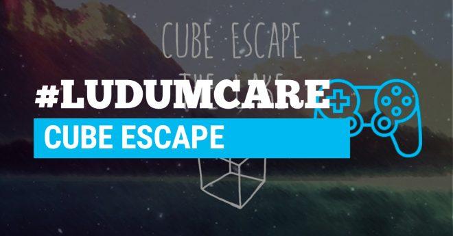 #LudumCare Cube Escape