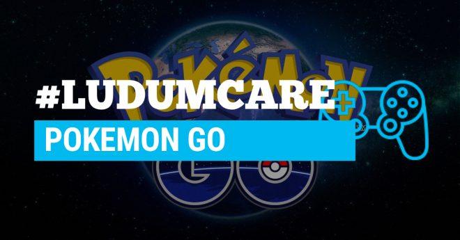 #LudumCare Pokémon GO