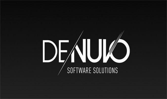 le logo du système anti-piratage Denuvo