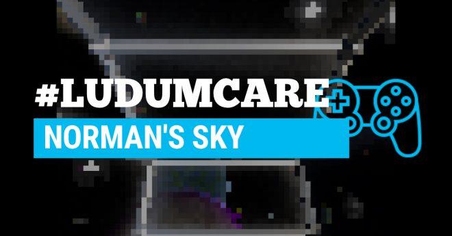 #LudumCare Norman's Sky