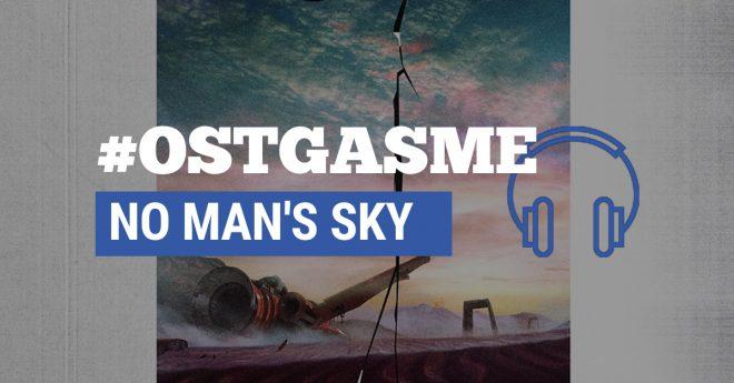 #OSTgasme No Man's Sky