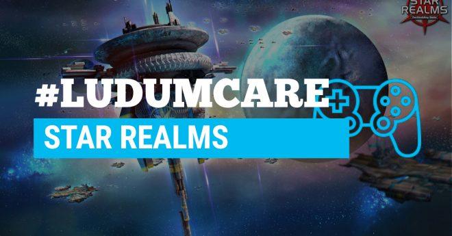 #LudumCare Star Realms