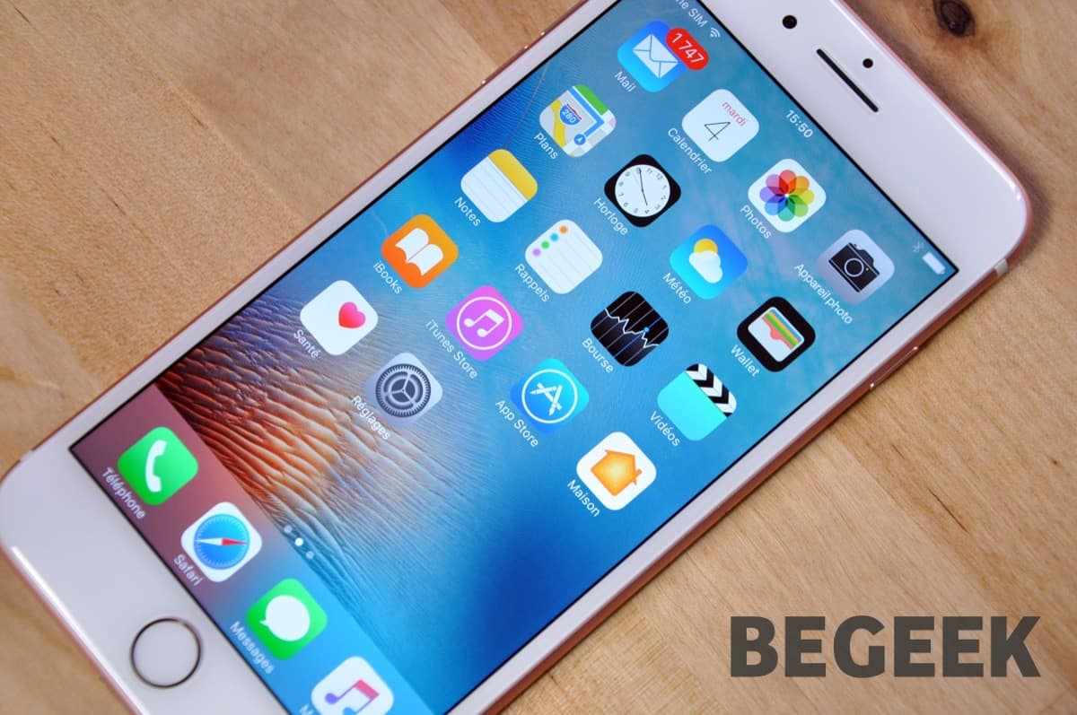 Le temps de recharge de l'iPhone 7 est anormalement long