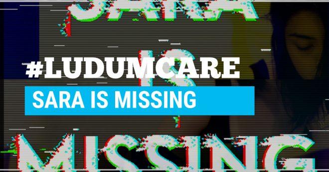 #LudumCare Sara is Missing