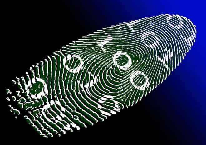 Image d'illustration des données biométriques numériques
