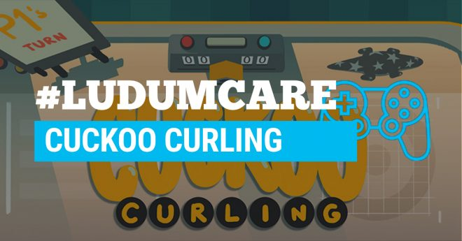 #LudumCare Cuckoo Curling