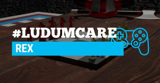 #LudumCare REX