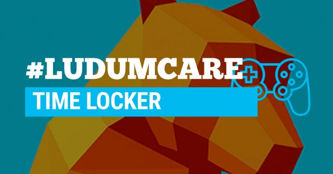 #LudumCare Time Locker