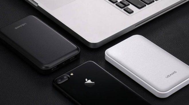 Plus petit qu'un iPhone ou un Galaxy S7, la batterieUSAMS XB-Seriesa le format idéal pour l'emporter partout avec soi. Même si par réflexe on emmène notre chargeur avec nous comme on prendrait nos clés et notre porte-monnaie, on est jamais à l'abri de manquer d'une prise secteur. Compacte et puissante Que vous soyez entrain de […]