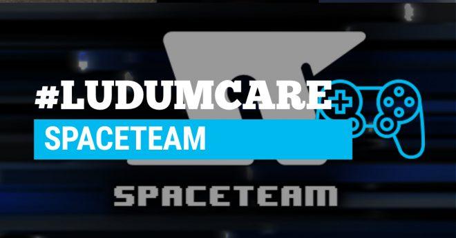 #LudumCare Spaceteam