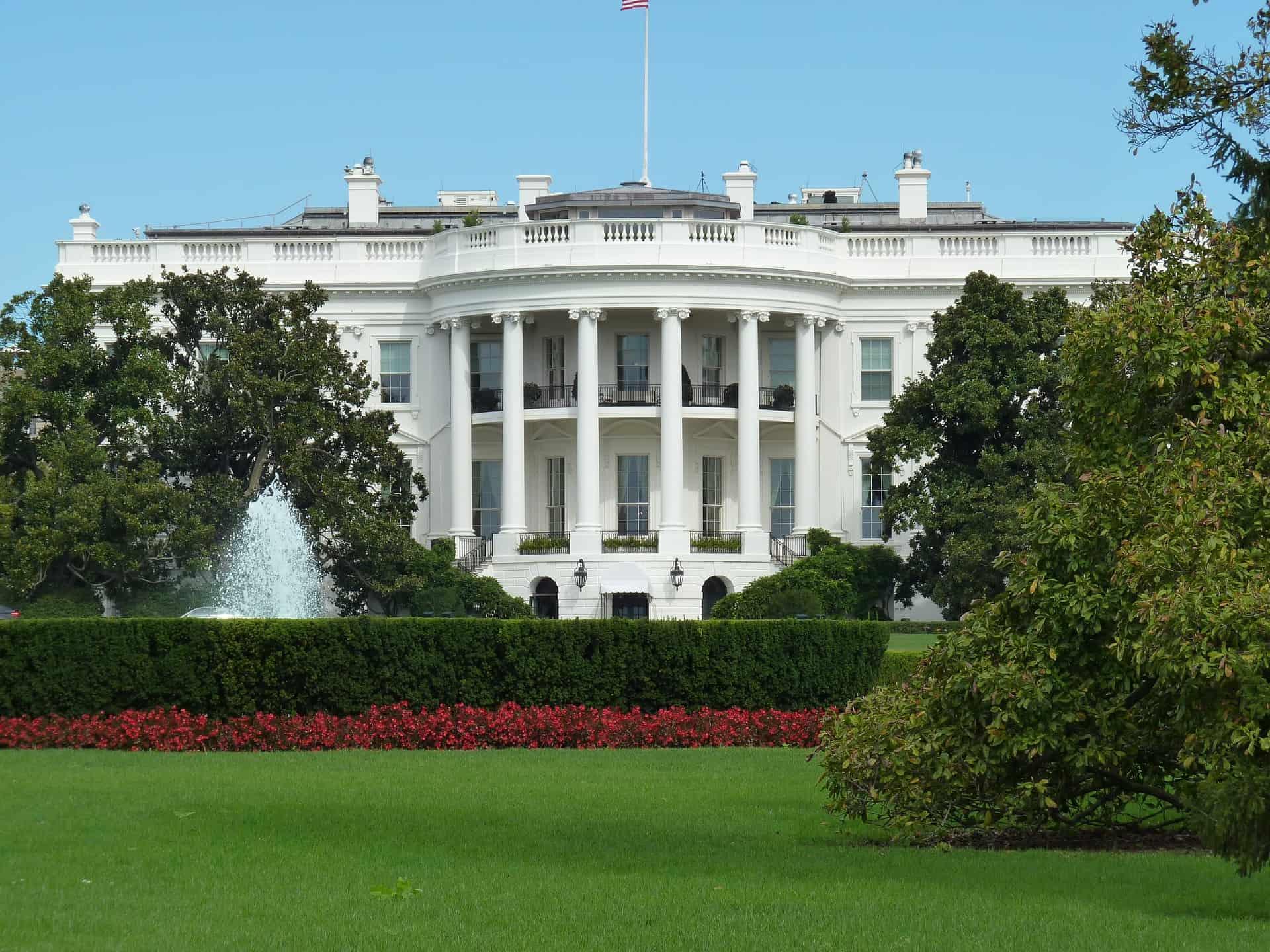 La maison blanche utiliserait une application de for Royan la maison blanche