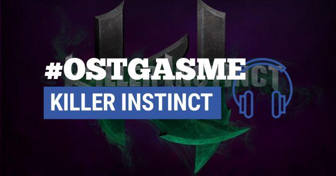 #OSTgasme Killer Instinct