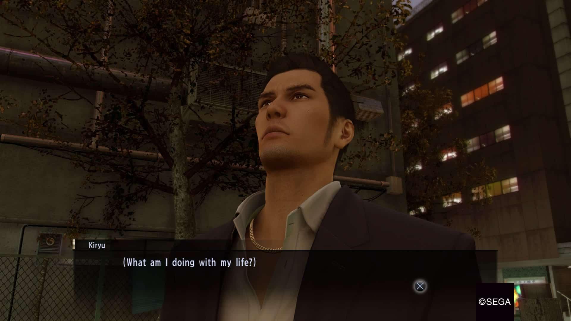 Yakuza 0 dating