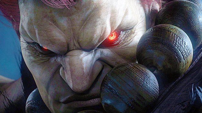 Akuma en pleine action dans Tekken 7 avec une nouvelle vidéo.