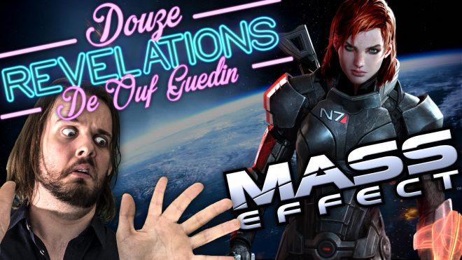 Après être passé par Hyrule pour une chronique dédiée à The Legend of Zelda, direction cette fois l'espace dans 12 Révélations de Ouf Guedin avec la saga Mass Effect. Alors que Mass Effect : Andromeda arrive tout bientôt sur PC et consoles, quoi de plus adapté que de plonger dans les secrets et anecdotes de […]