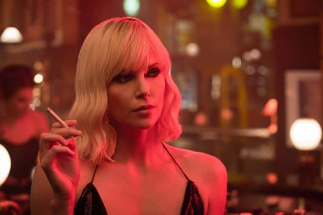 Charlize Theron dans Atomic Blonde