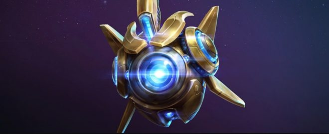 EDN-OS dans Heroes of the Storm