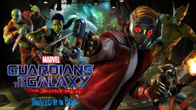 Les Gardiens de la Galaxie par Telltale, épisode 1