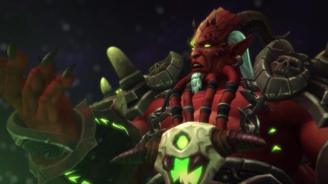 Kil'jaeden dans World of Warcraft : Légion
