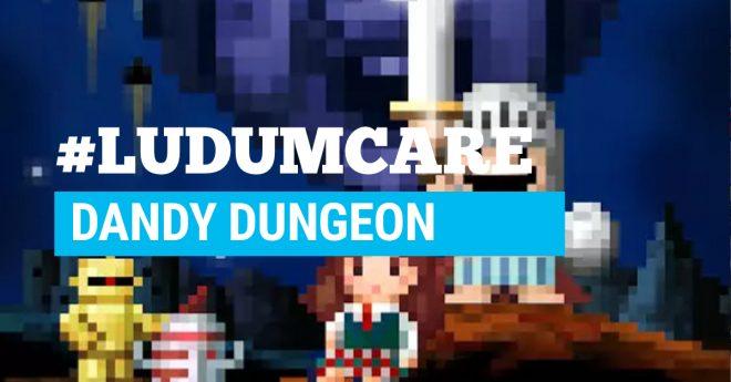 #LudumCare Dandy Dungeon