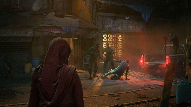 Le méchant d'Uncharted : The Lost Legacy se dévoile en une image.