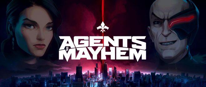 Agents of Mayhem est attendu pour août 2017 sur PS4, Xbox One et PC.