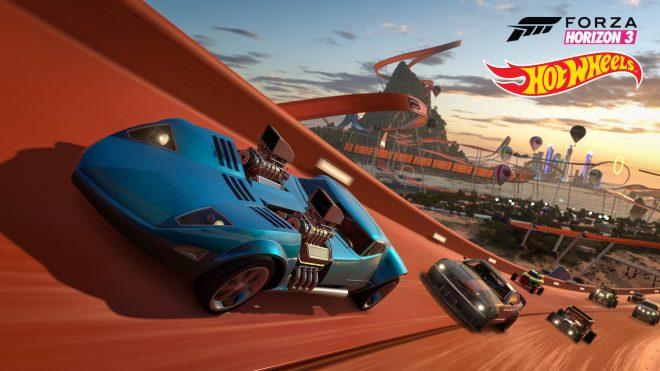 Forza Horizon 3 dévoile une extension Hot Wheels