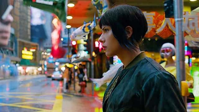 Ghost in the Shell s'écroule totalement au box-office.