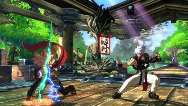 Guilty Gear Xrd REV 2 est prévu pour mai sur PS4 et PS3.