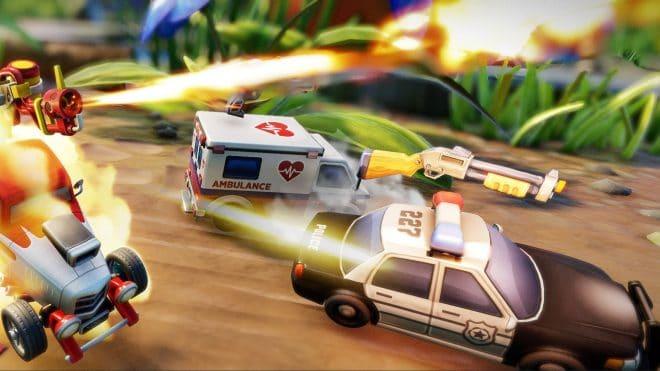 Les combats multijoueur de Micro Machines World Series se dévoilent dans un nouveau trailer.