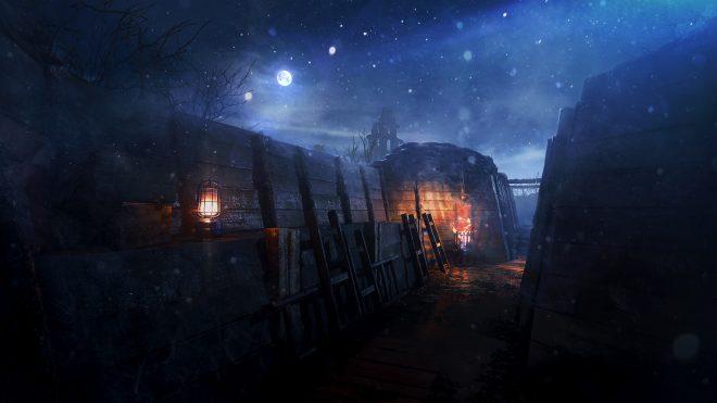 Une image pour la carte Nivelle Nights de Battlefield 1
