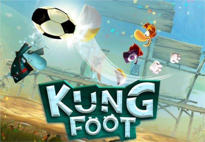 Encore plus de Kung Foot avec la version Nintendo Switch de Rayman Legends.