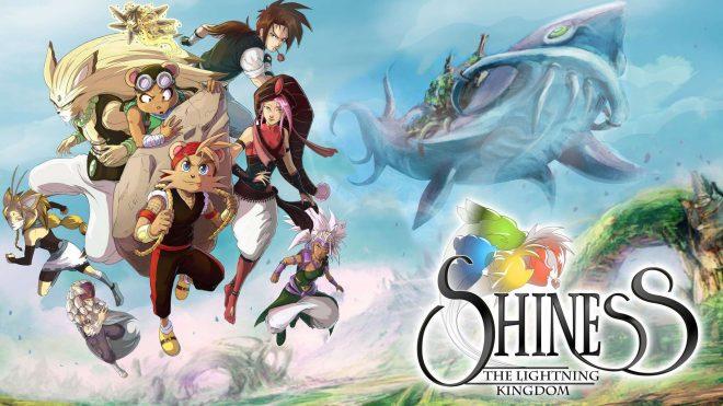 Un trailer de lancement pour Shiness : The Lightning Kingdom.