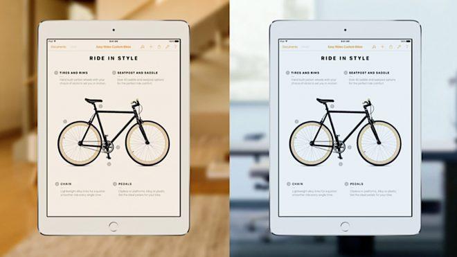 La technologie True Tone d'Apple