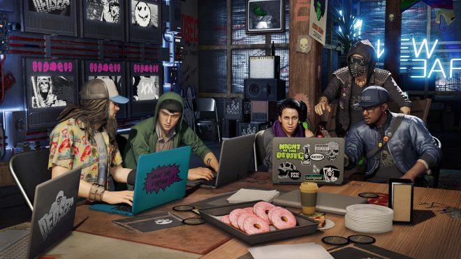 Le DLC Sans Compromis de Watch Dogs 2 est arrivée sur PS4.