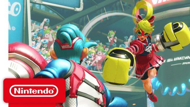 ARMS, la nouvelle licence phare de Nintendo