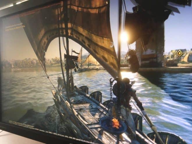 Une première image d'Assassin's Creed Origins se dévoile avant l'heure.